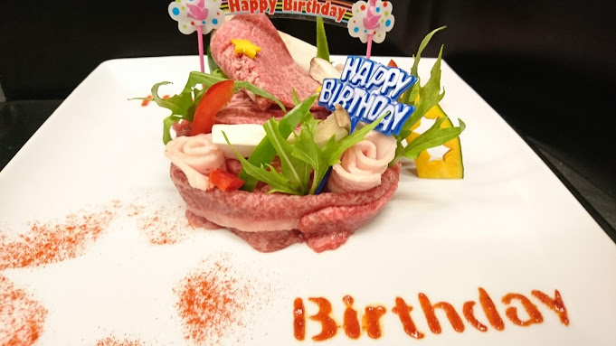 【birthdayミート有料バージョン】