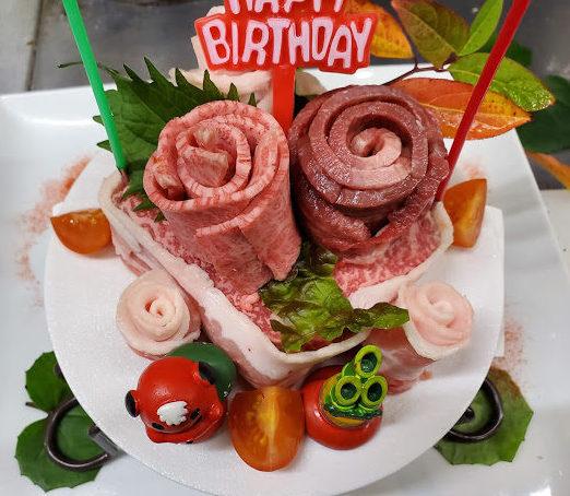 【birthdayミート】